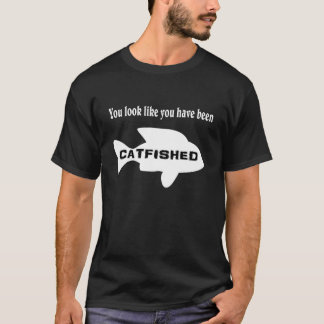 Catfish. T-Shirt