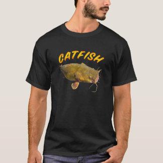 Catfishing Fishing T-Shirt
