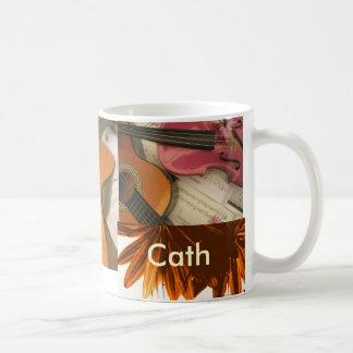 Cath Basic White Mug