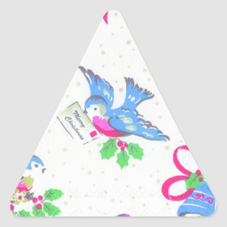 Cath Kidston iPhone 4 Case Triangle Sticker
