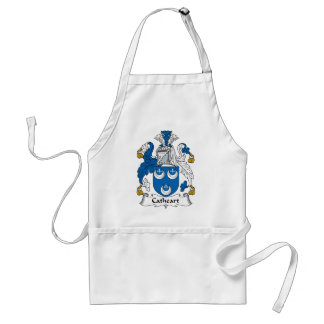 Cathcart Family Crest Standard Apron
