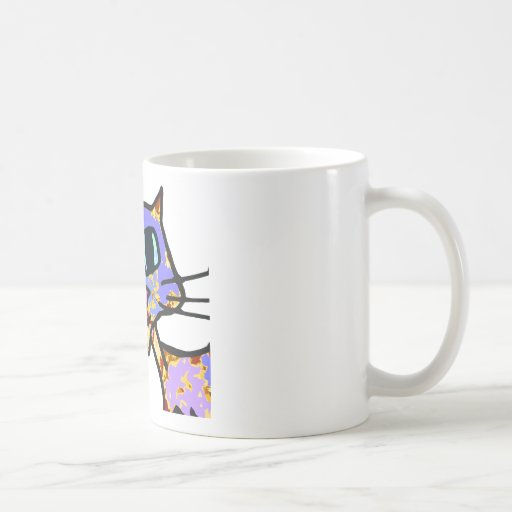 Cathead 2 - alt colors mugs