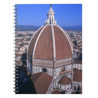 Cathedral 2 spiral notebook