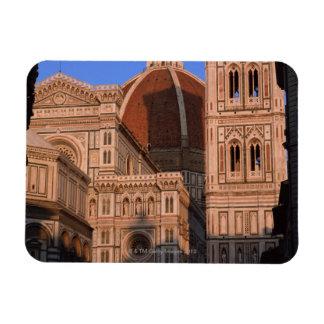Cathedral 4 rectangular photo magnet
