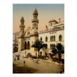 Cathedral Algiers Algeria Poster
