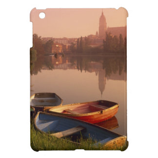 Cathedral and River Tormes, Salamanca, Castile iPad Mini Cover