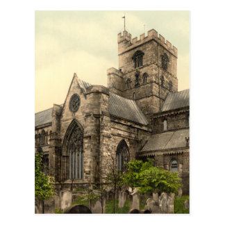 Cathedral, Carlisle, England Postcard