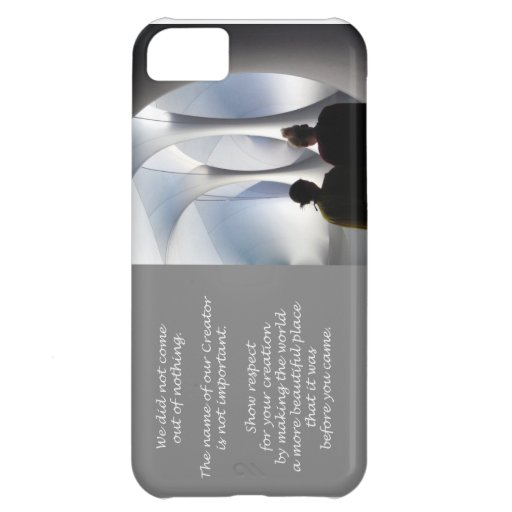 Cathedral iPhone 5C Covers