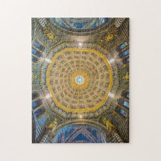 Cathedral Ceiling Puzzle