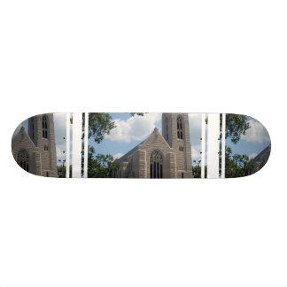 Cathedral Church Skate Board Deck