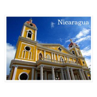 cathedral de granada postcard