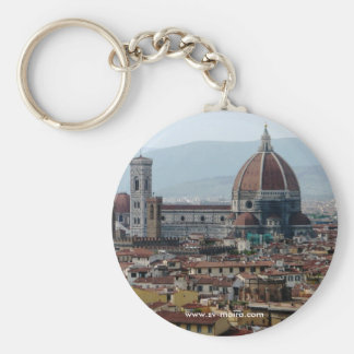 Cathedral di Santa Maria del Fiore Key Ring