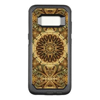 Cathedral Mandala OtterBox Commuter Samsung Galaxy S8 Case