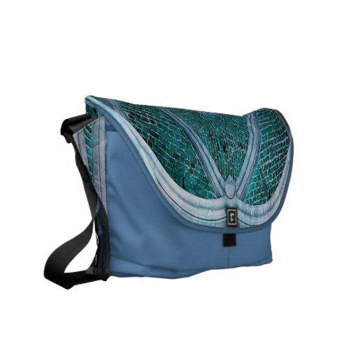 Cathedral Messenger bag