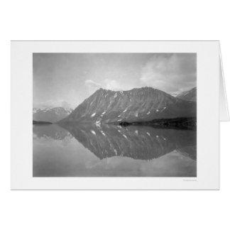 Cathedral Mountain Alaska 1925 Card