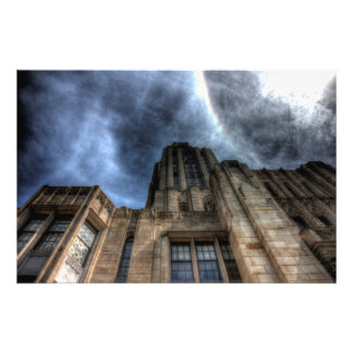 Cathedral of Learning University of Pittsburgh Photo Print