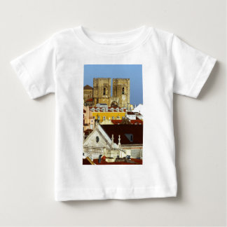 Cathedral of Lisbon, Lisbon, Portugal Infant T-Shirt