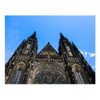 Cathedral of Saint Vitus Post Card