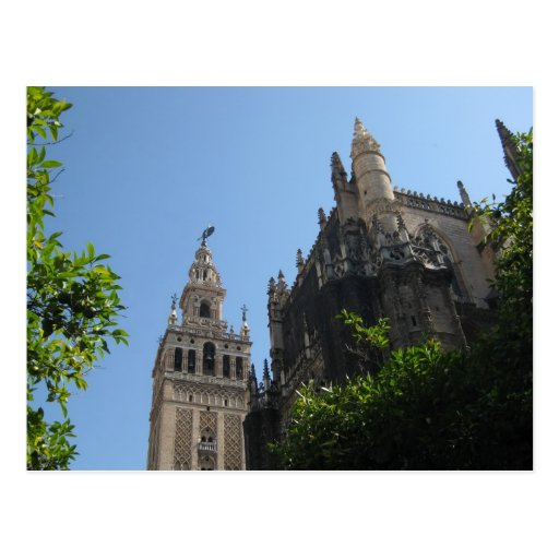 Cathedral of Seville Postcards
