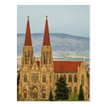 Cathedral of St. Helena, Helena, Montana Post Card