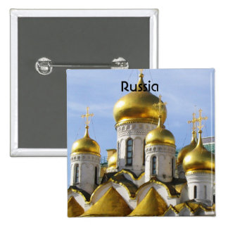Cathedral of the Annunciation 15 Cm Square Badge