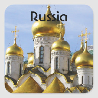 Cathedral of the Annunciation Square Sticker
