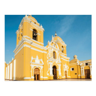 Cathedral Of Trujillo, Trujillo, Peru Postcard