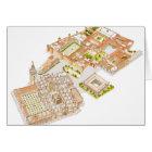 Cathedral Reales Alcazares Archivo de Indias. Card