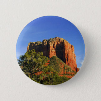 Cathedral Rock, Arizona 6 Cm Round Badge