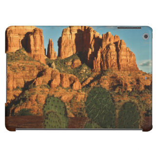 Cathedral Rock at Sunset from Secret Canyon iPad Air Covers