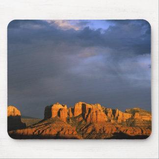 Cathedral Rocks in Sedona Arizona Mouse Pad