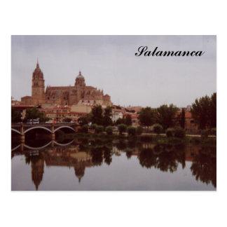 Cathedral - Salamanca Postcard
