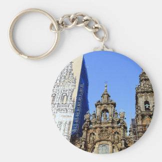 Cathedral, Santiago de Compostela, Spain Key Ring