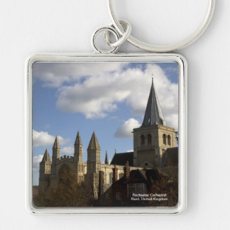 Cathedral Spire Keychain
