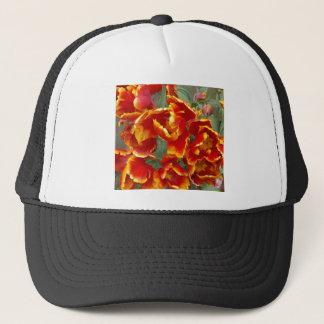 Cathedral Tulips Trucker Hat