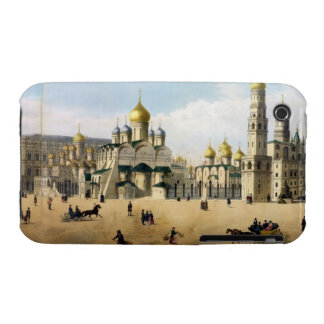 Cathedrals of the Annunciation and the Archangel, iPhone 3 Cases