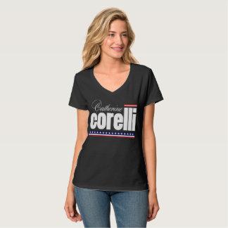 Catherine Corelli USA dark T-Shirt