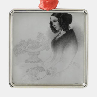 Catherine Dickens Christmas Ornament