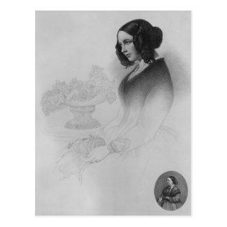 Catherine Dickens Postcard