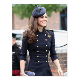 Catherine, Duchess of Cambridge Postcard