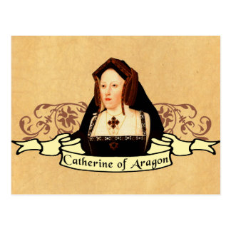 Catherine of Aragon Classic Post Card