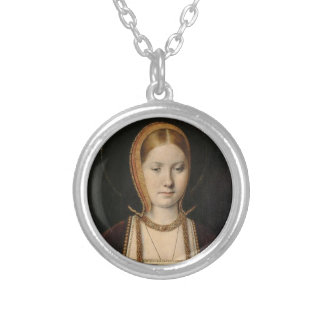 Catherine of Aragon Queen of England Necklace