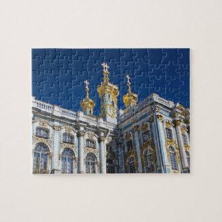 Catherine Palace Chapel detail Jigsaw Puzzle