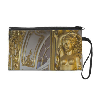 Catherine Palace, detail of the Great Hall 2 Wristlet Clutches