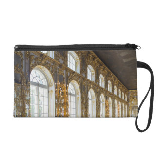 Catherine Palace, detail of the Great Hall Wristlet Purse
