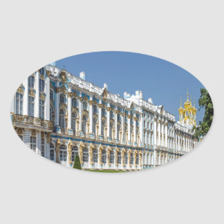 Catherine Palace Tsarskoe Selo Saint Petersburg Stickers