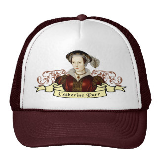 Catherine Parr Cap