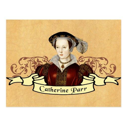 Catherine Parr Postcards