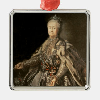 Catherine the Great, 1793 Christmas Ornament