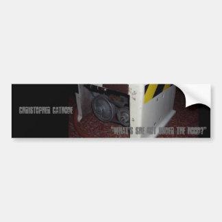 "Cathode/PE-7 sticker ""Gas Pirates"""